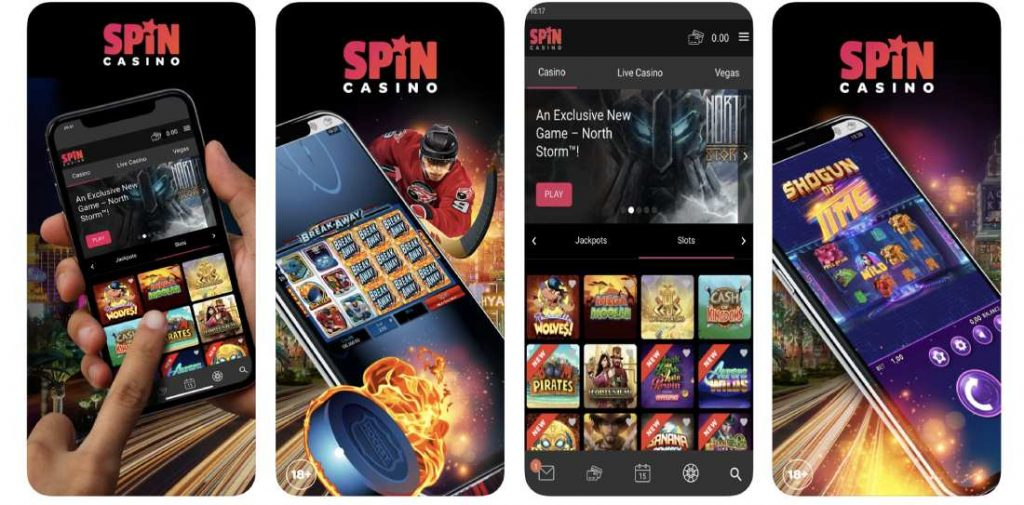 Spin Casino App for Android