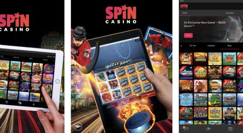 Spin Casino App Review