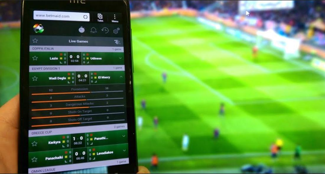 In-play Betting & Streaming